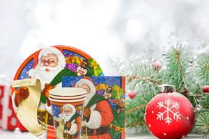 Коллекция Санта