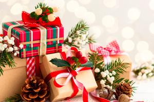 Коробки подарочные и Наполнитель НГ