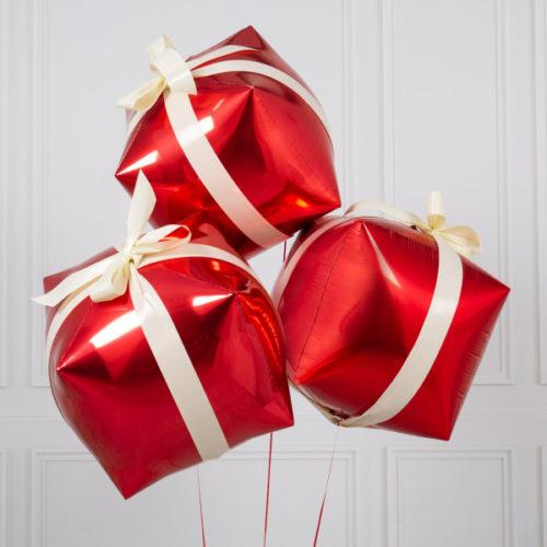 Связка из воздушных шаров Подарки