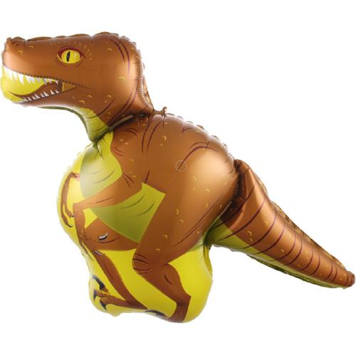 Шар 104 см Фигура Динозавр Аллозавр