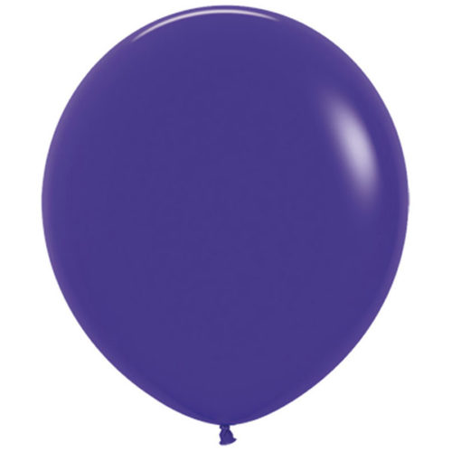 Шар 46 см Фиолетовый Пастель