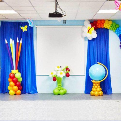Комплект для оформления Детского сада Изучаю мир