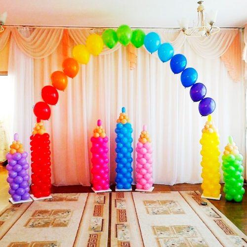 Комплект для оформления Детского сада Яркие Карандаши
