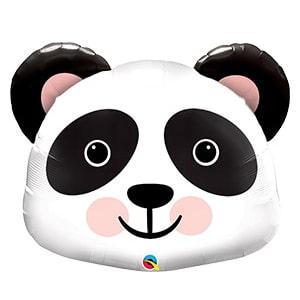 Шар 78 см Фигура Панда голова