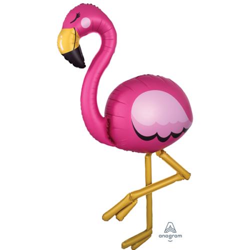 Шар 173 см Ходячая Фигура Фламинго