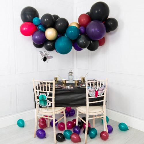 Комплект из воздушных шаров для украшения Мрачный Микс