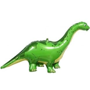 Шар 130 см Фигура Динозавр Диплодок