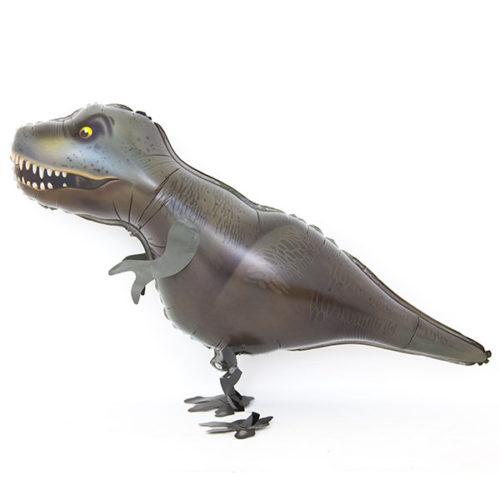Шар 71 см Ходячая Фигура Динозавр Тираннозавр
