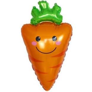 Шар 81 см Фигура Морковка