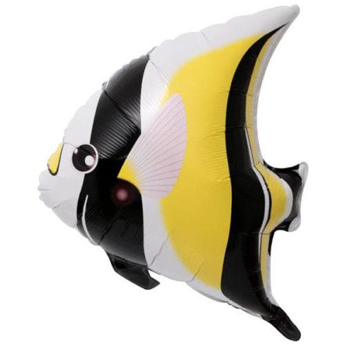 Шар 81 см Фигура Тропическая рыба-бабочка
