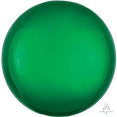3D СФЕРА 41 см Металлик Green