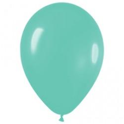 Шар 30 см перламутр Зеленая мята 426 1