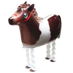 Шар 64 см Ходячая Фигура Лошадь