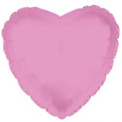 Шар 46 см Сердце Розовый