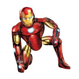 Шар 111 см Ходячая Фигура Железный человек