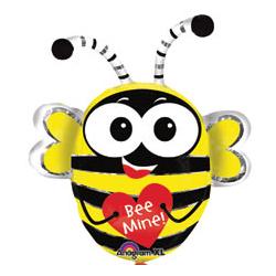Шар 109 см Фигура Пчела влюбленная
