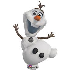 Шар 63 см Фигура Frozen снеговик Олаф