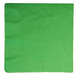 Салфетки 33 см Зеленая Festive Green 16 штук