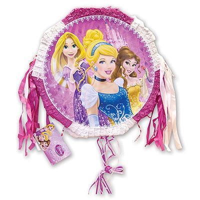 Пиньята 46 см Disney Принцессы с лентами