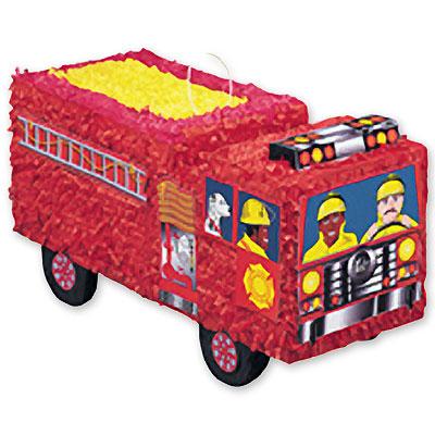 Пиньята 47 см Машина пожарная