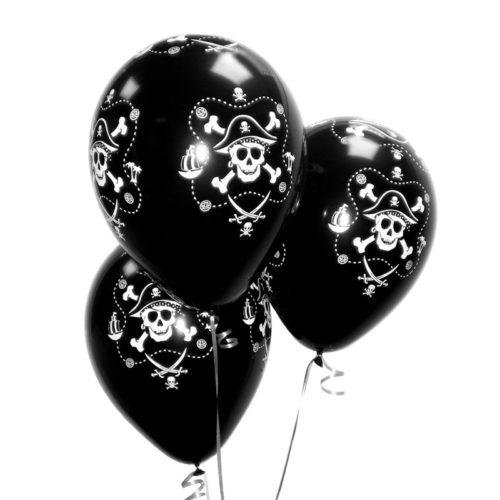 Связка из 3 шаров для любимого пирата
