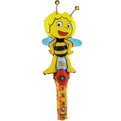 Шар 35 см Мини-фигура Шейк Пчелка Майя