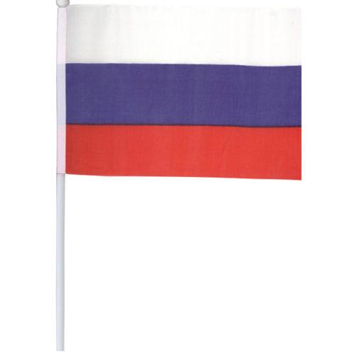 Флаг Россия 14 х 20 см