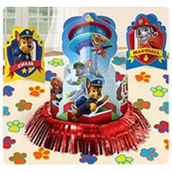 Декоративный комплект настольный Щенячий Патруль 23 элемента