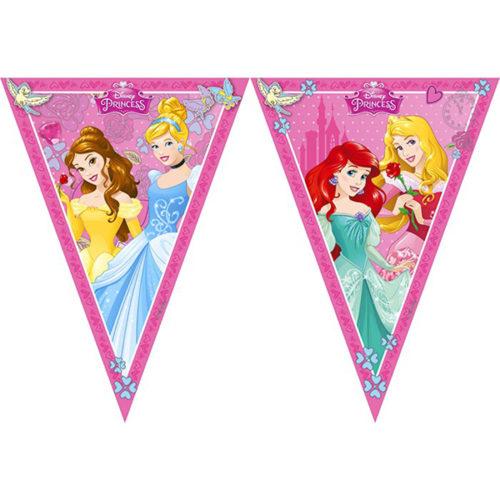 Гирлянда-вымпел Принцессы Disney 2,3 м