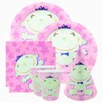 Коллекция С днем Рождения Малыш Розовый