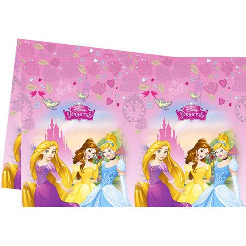 Скатерь п-э 120 х 180 см Принцессы Disney