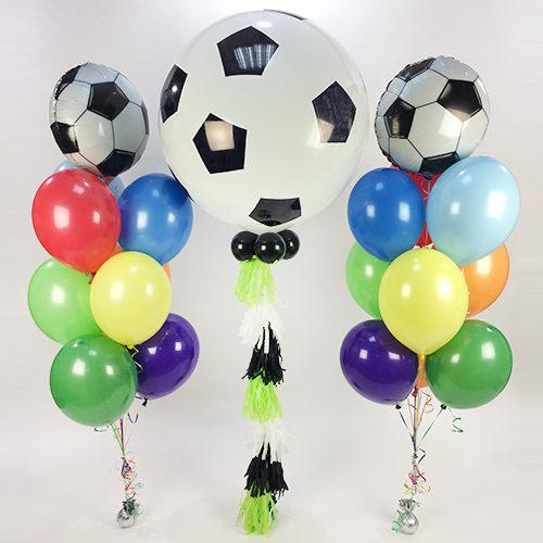 Комплект шаров футбольный