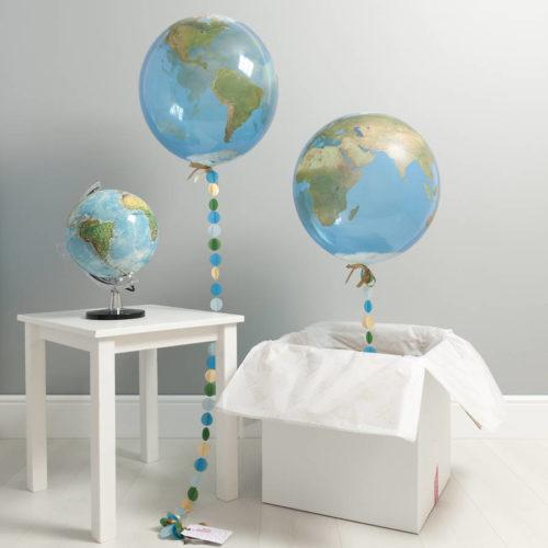 Набор из 2 шаров Земля