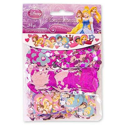 Конфетти Disney Принцессы 3 вида 34 гр