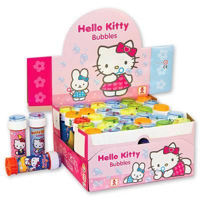 Мыльные пузыри Hello Kitty 60 мл