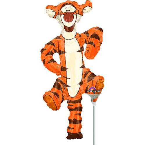Шар 36 см Мини-фигура Тигра