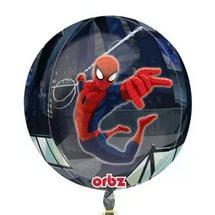 Шар 3D СФЕРА 41 см Человек паук