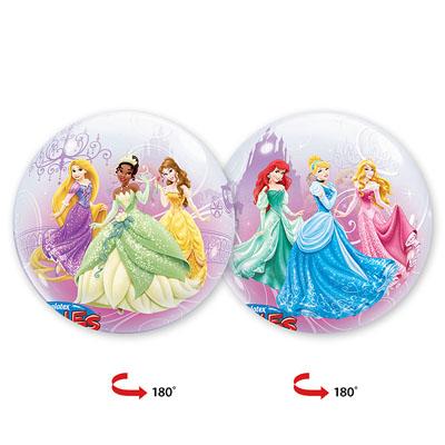 Шар 56 см bubble Disney Принцессы дебют