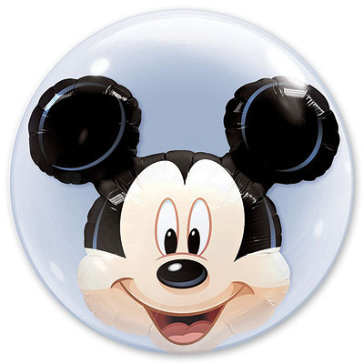 Шар 61 см BUBBLE ИНСАЙДЕР Disney Микки Маус