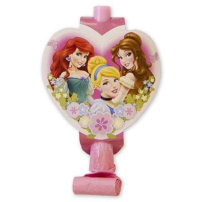 Язык-гудок Disney Принцессы 8 штук