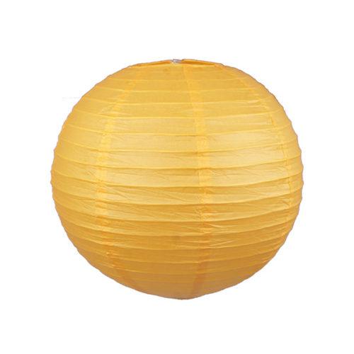 Подвесной фонарик 25 см Стандарт охра