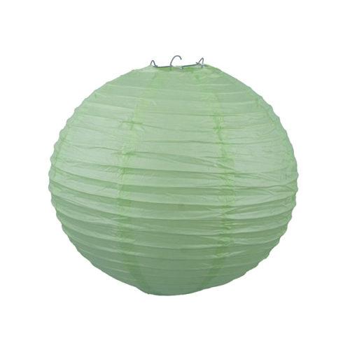 Подвесной фонарик 25 см Стандарт салатовый