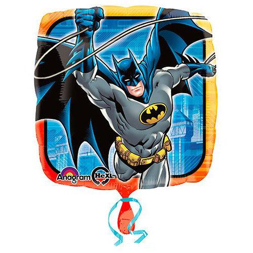 Шар 46 см Квадрат Бэтмен