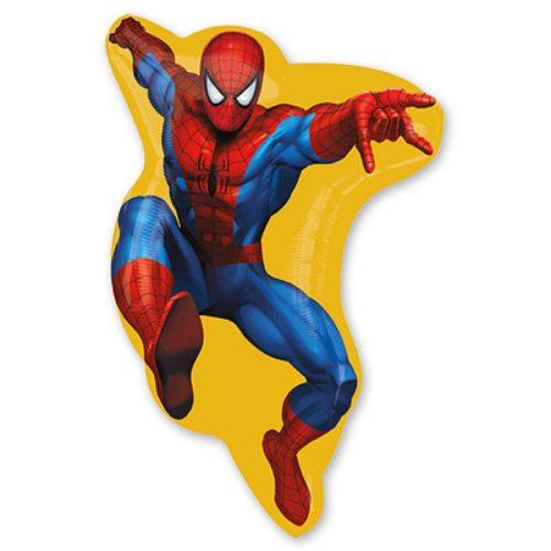 Шар 84 см Фигура Человек-Паук