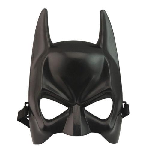 Карнавальная маска Черная Бэтмен