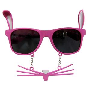 Прикольные очки Кролик