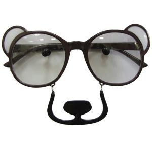 Прикольные очки Мишка