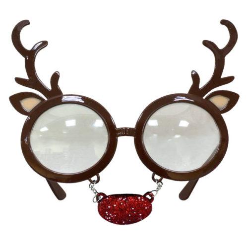 Прикольные очки Олень