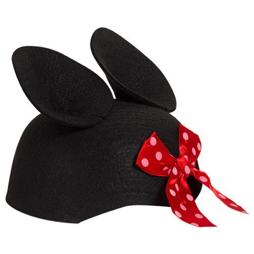 Шляпа из фетра Минни