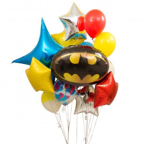 Связка шаров Круче Бэтмена